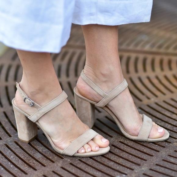 a534a69cbc3 Nordstrom BP Lula Block Heels Sandals Blush 8.5.  M 5b0e2c1d45b30cf3f91f5c0e. Other Shoes ...